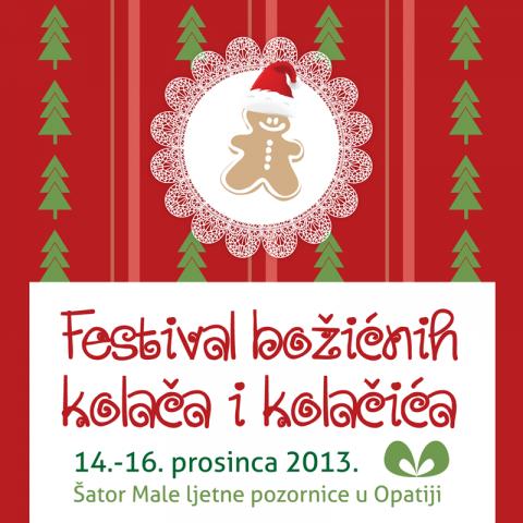 festival božićnih kolača i koačića
